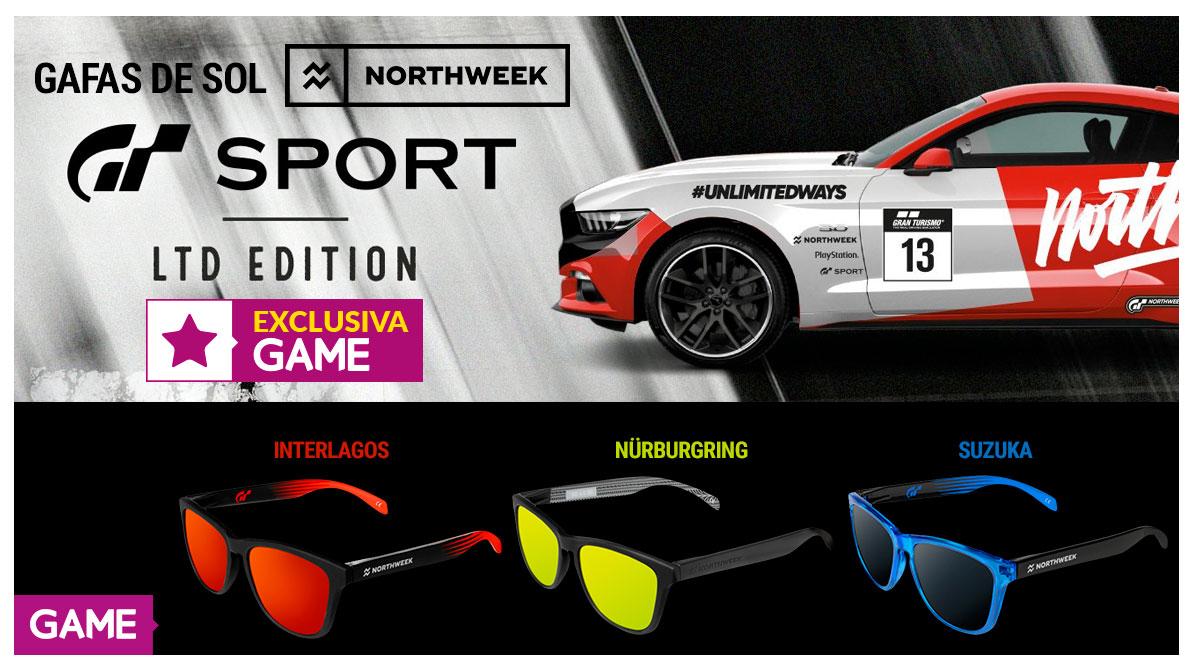 Gafas Northweek Gran Turismo Sport