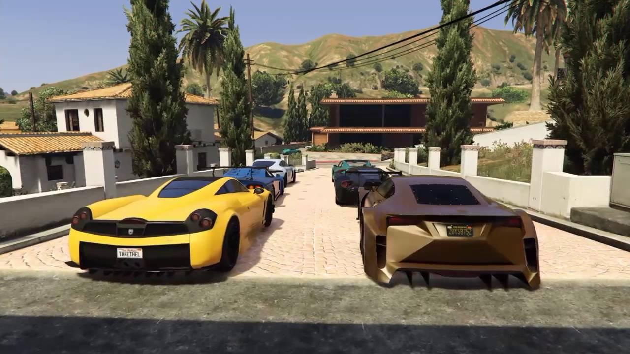 Trucos De Grand Theft Auto V Y Guia De Gta 5 Para Ps4 Ps3 Pc Xbox
