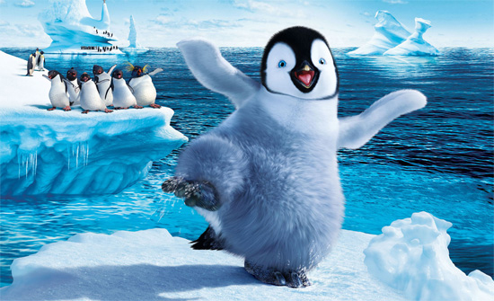 Happy Feet (2005)