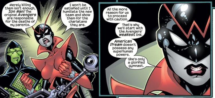 La avispa de Ant-man