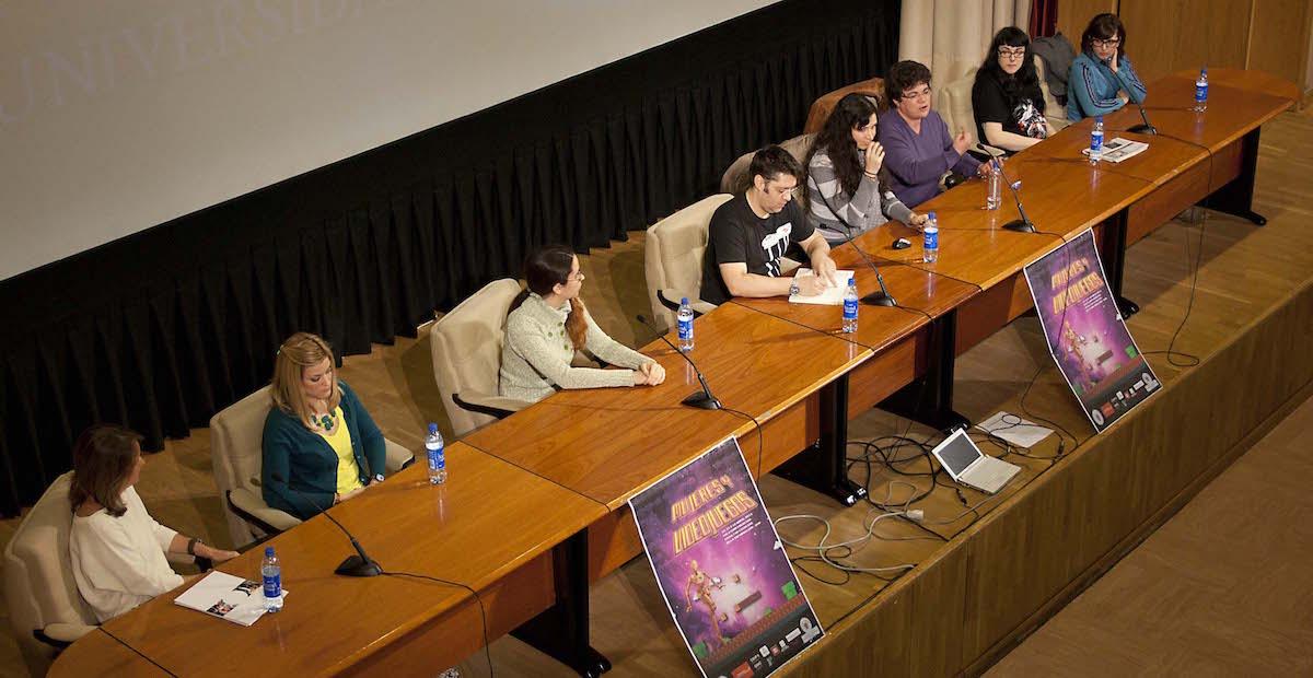 Jornadas Mujeres y Videojuegos en la Universidad Complutense de Madrid