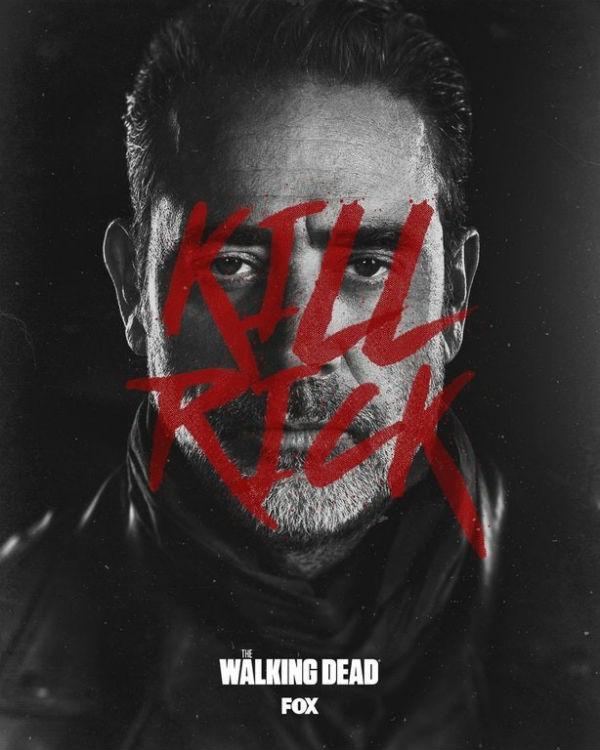 Kill - Pósters The Walking Dead