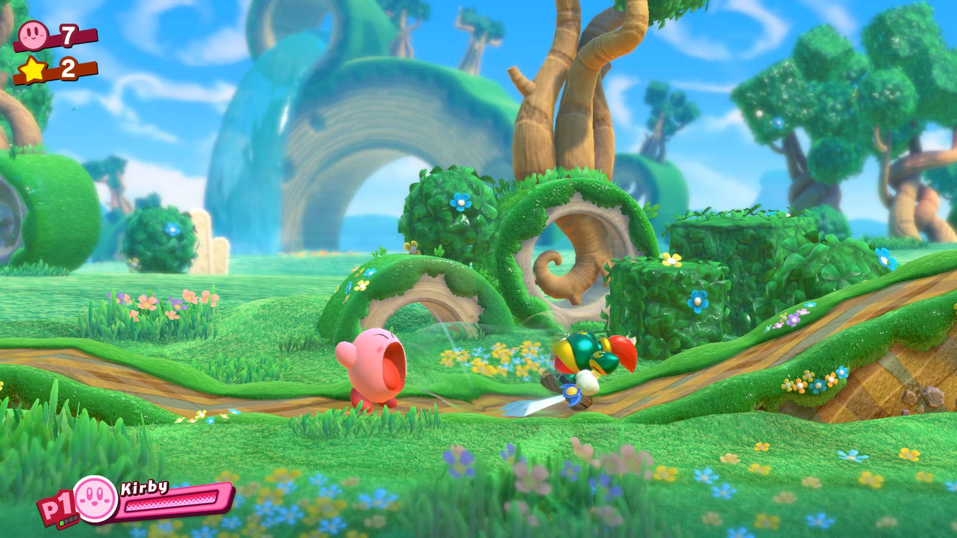 Kirby Star Allies 4