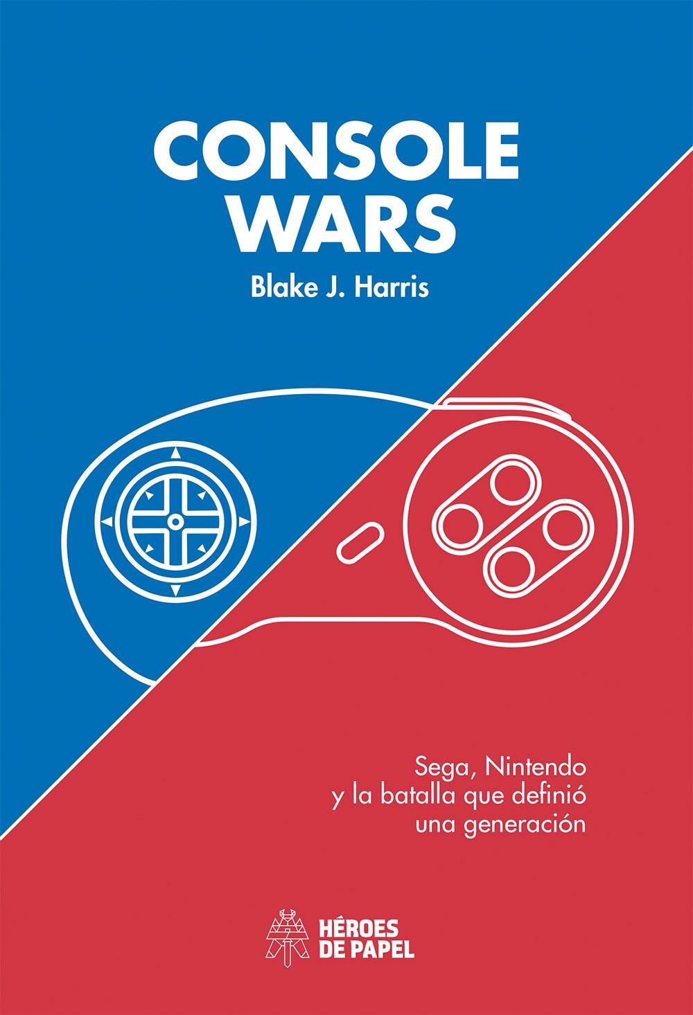 Libro Console Wars