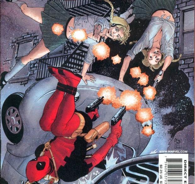Deadpool: Hermanas Mercy / Hermanas Spears