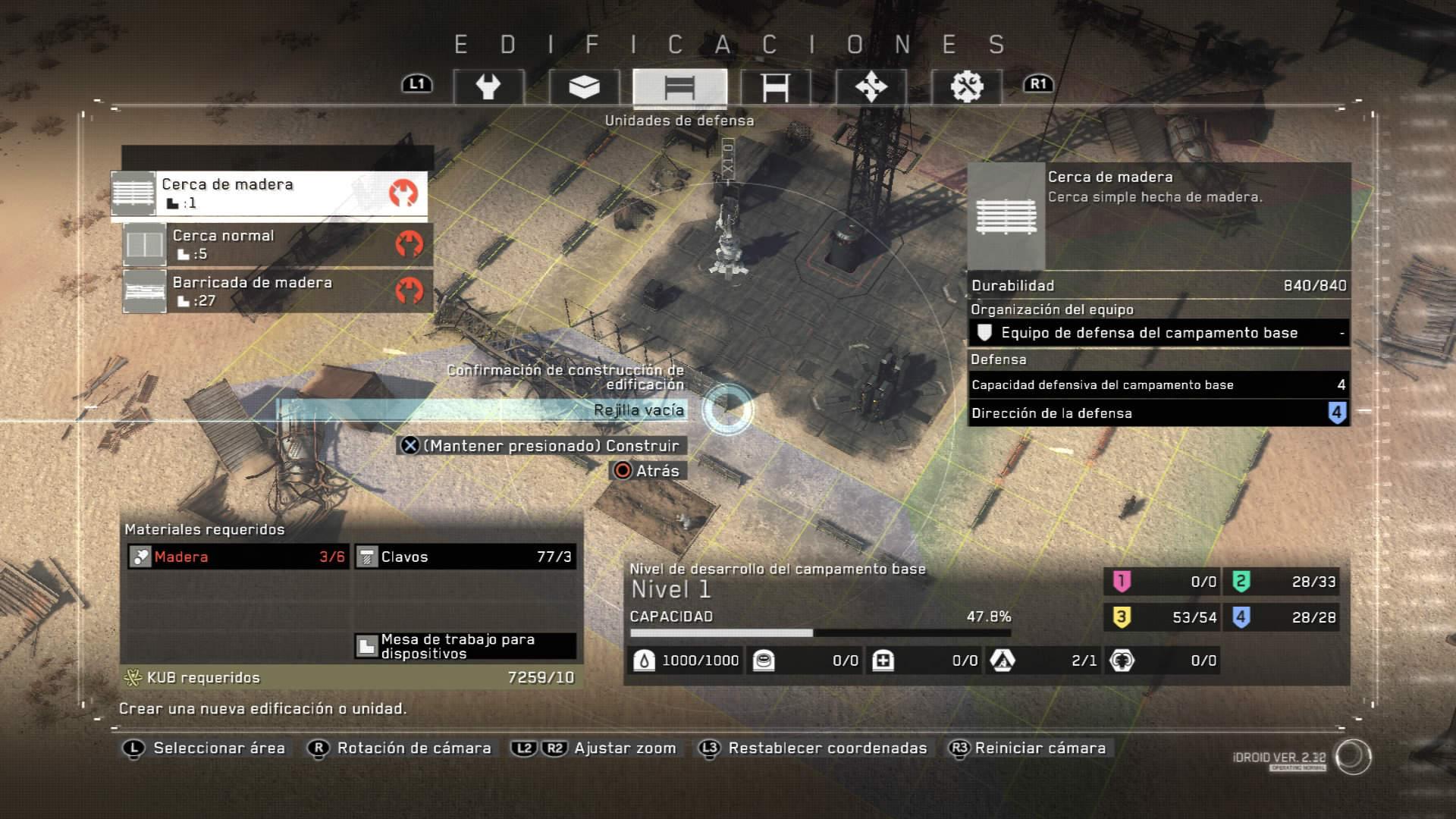 Metal Gear Survive análisis