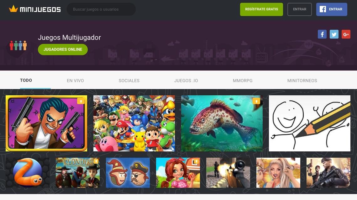 Las Mejores Paginas De Minijuegos Gratis Y Juegos Online