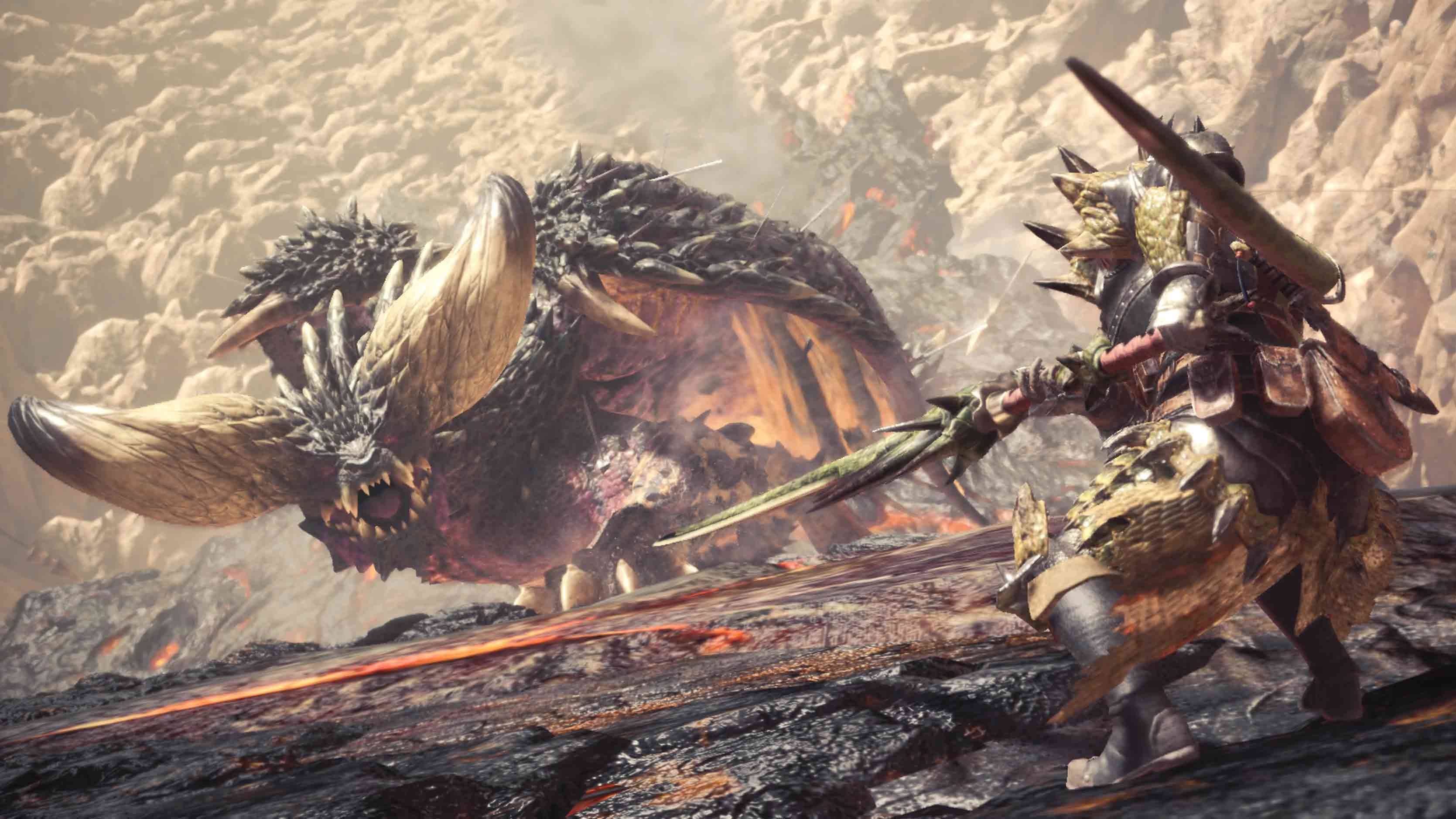 Monster Hunter World Diablos