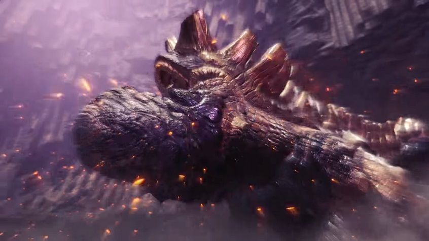 Monster Hunter World - Uragaan