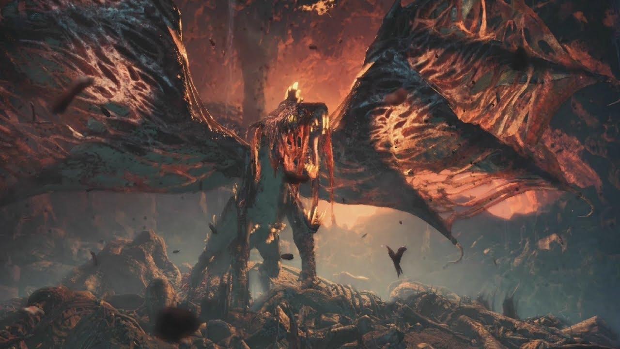 Monster Hunter World - Vaal Hazak