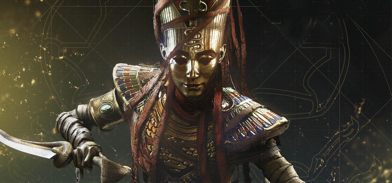 Avance De Assassin's Creed Origins: The Curse Of The