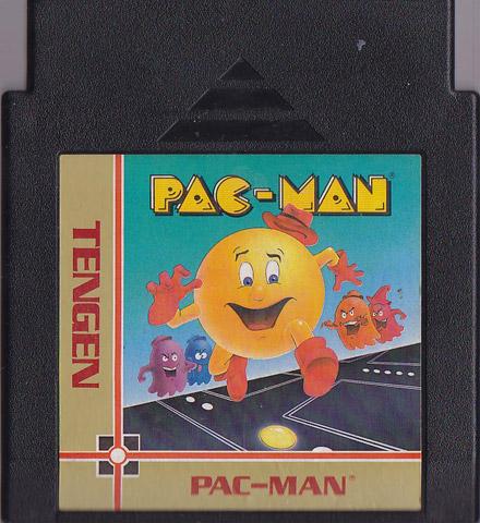 Pac Man Tengen