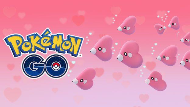 Pokémon San Valentín