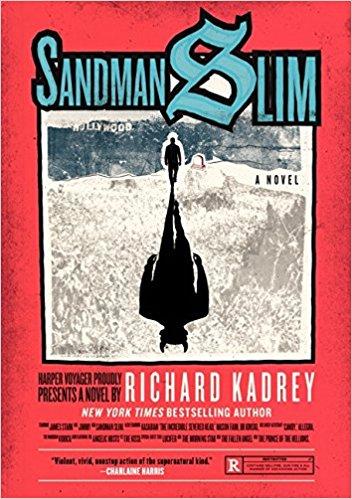 Portada de Sandman Slim