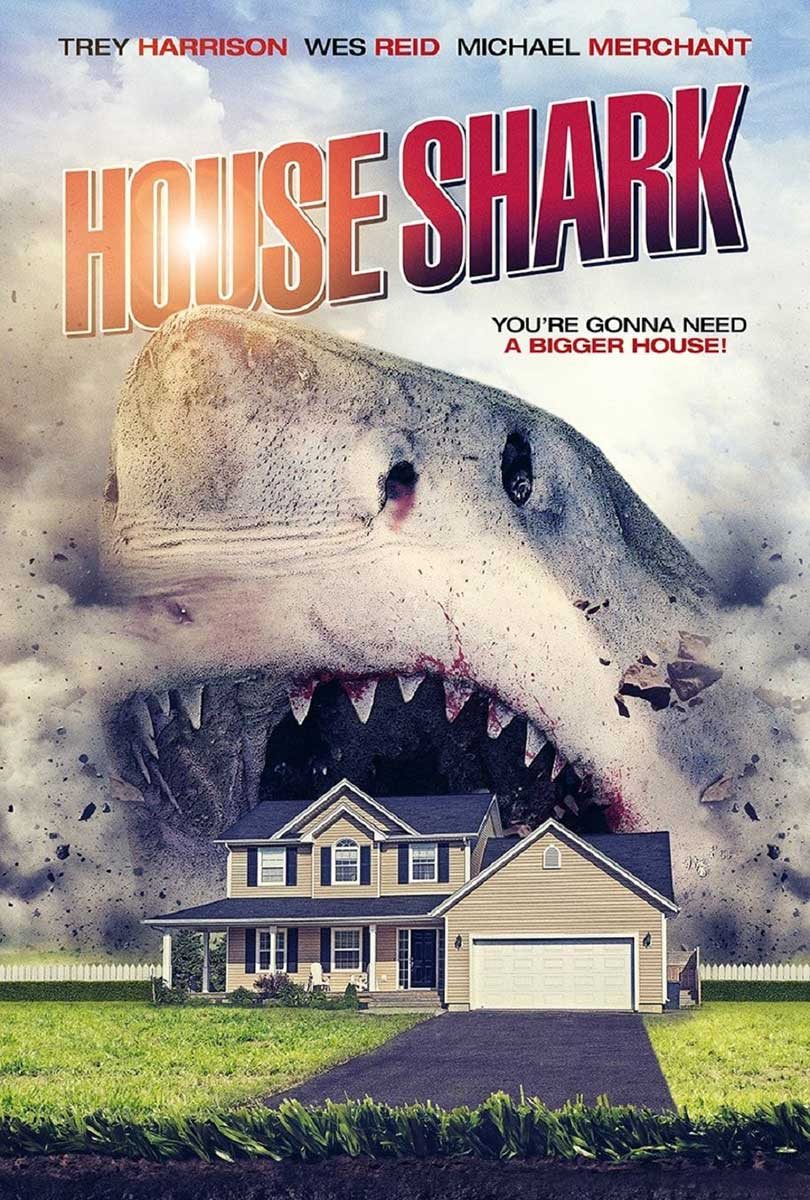 Póster de House Shark