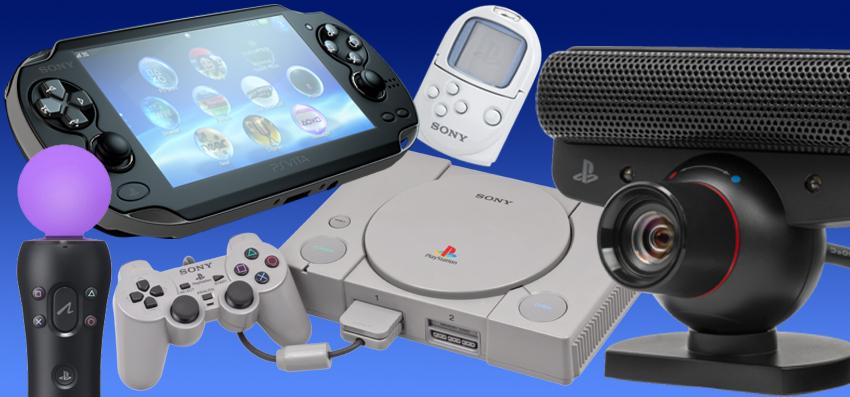 Los productos más innovadores de la historia de PlayStation