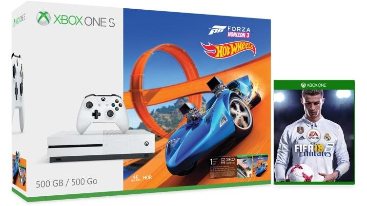 Promoción Xbox en Microsoft