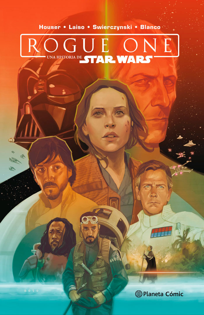 Rogue One Comic