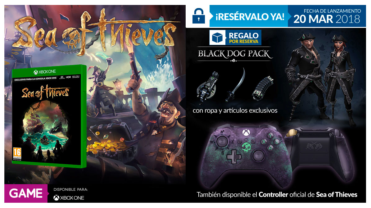 Sea of Thieves en GAME