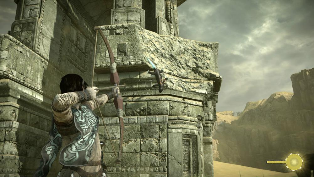 Shadow of the Colossus - Lagartos