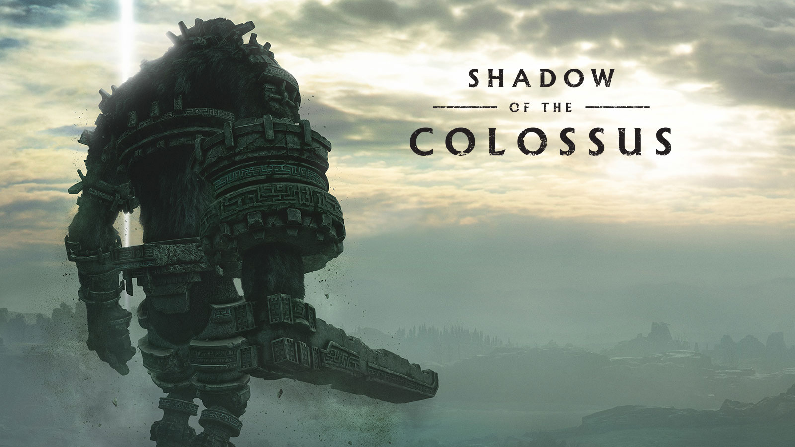 Shadow of the Colossus es uno de los Juegos que llevan el amor mas allá.