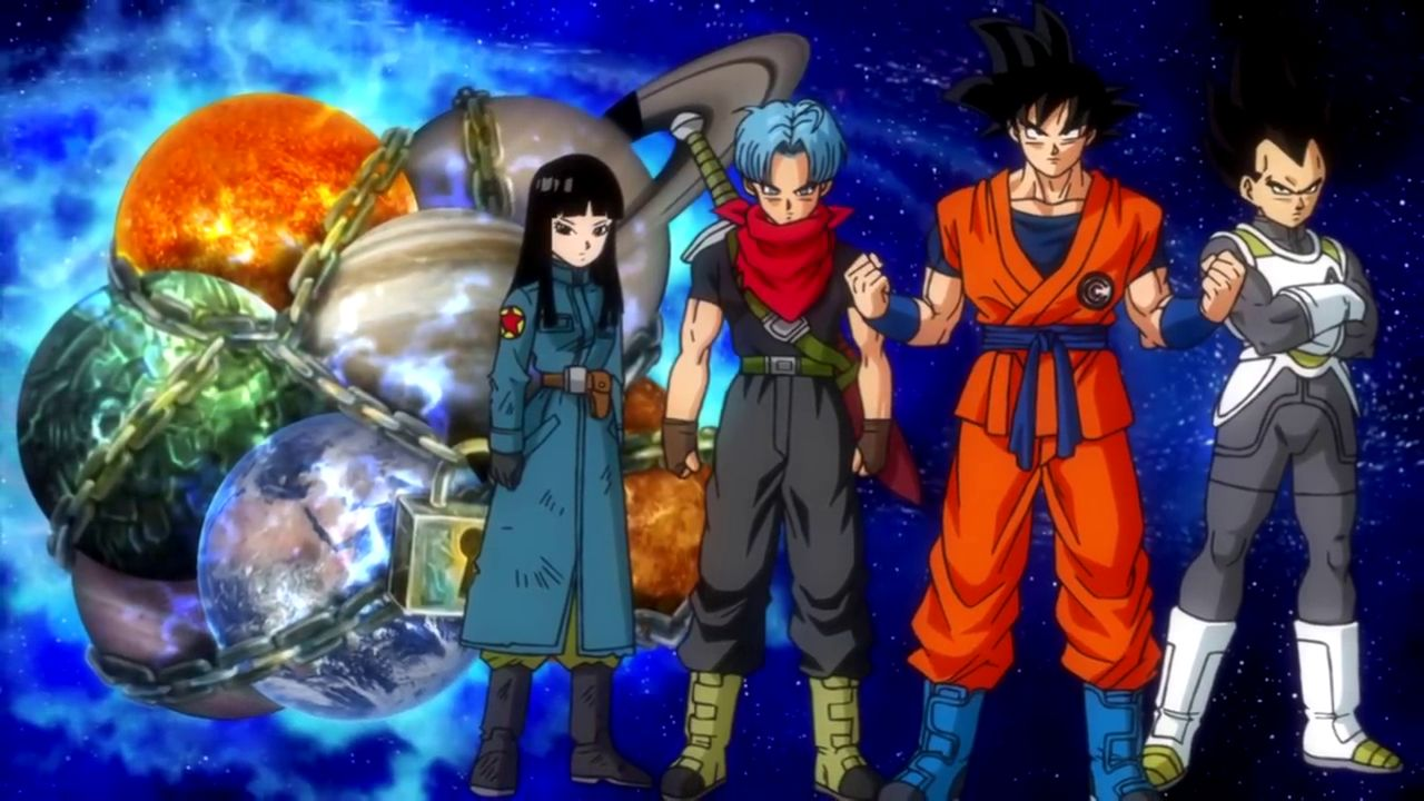 Super Dragon Ball Heroes: Universe Mission - Tráiler