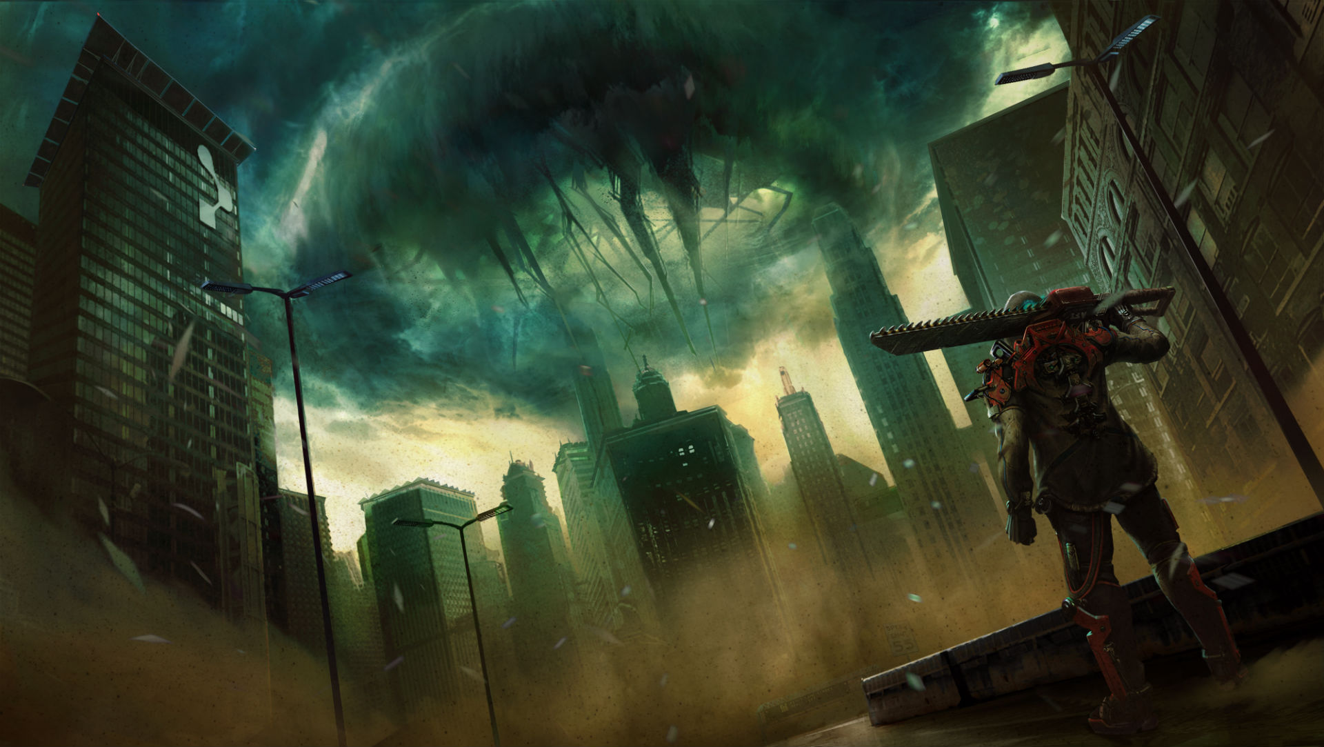The Surge 2 PS4 Xbox One PC