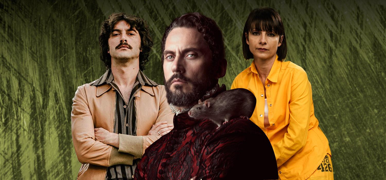 Las cinco mejores series españolas para ver en 2018