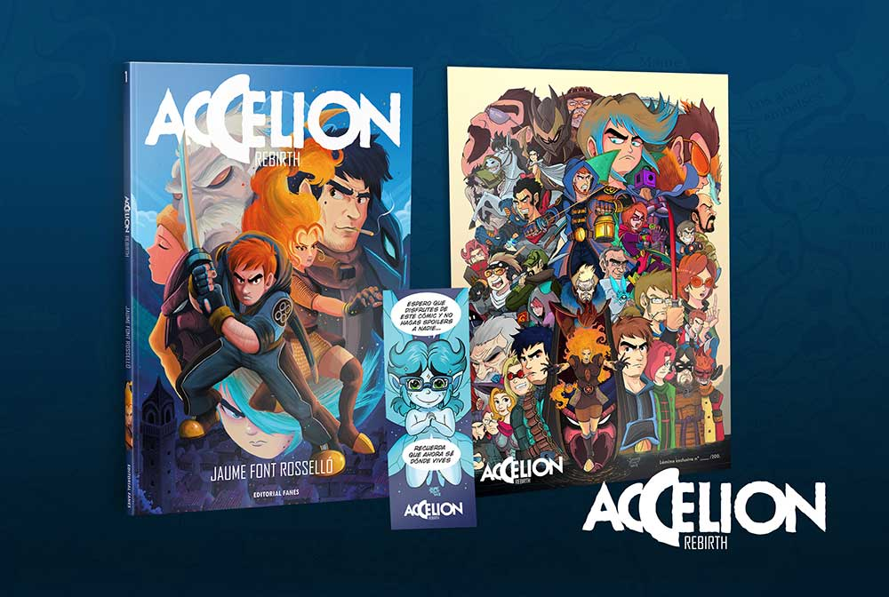 Accelion Rebirth