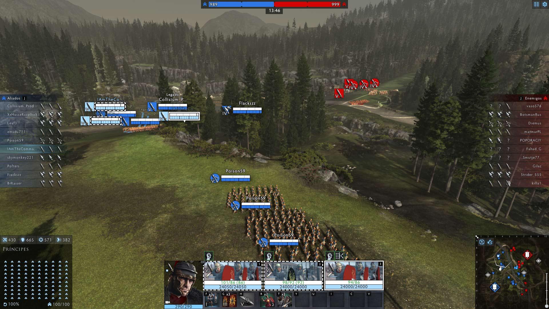 matchmaking total war arena