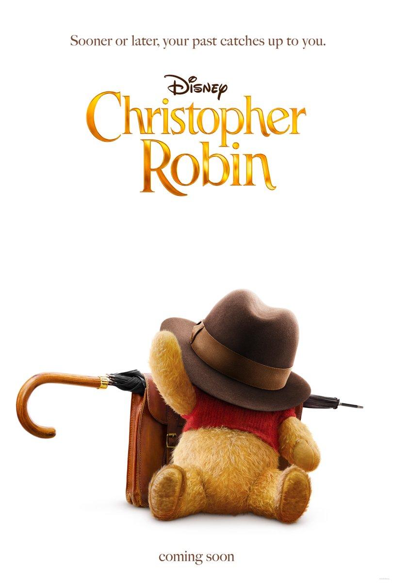 Christopher Robin póster