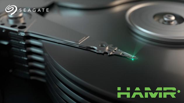 Disco duro HAMR
