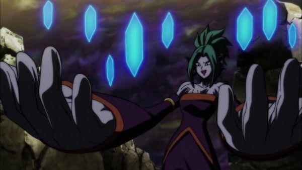 Dragon Ball Super Guerreras