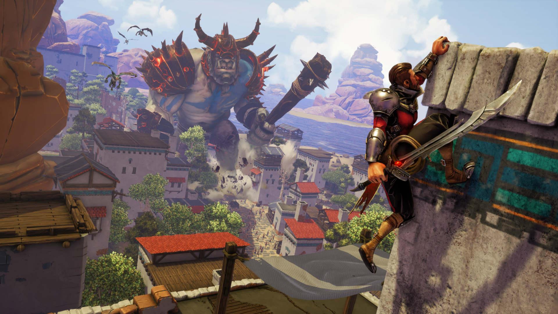 Extinction PS4 Xbox One PC