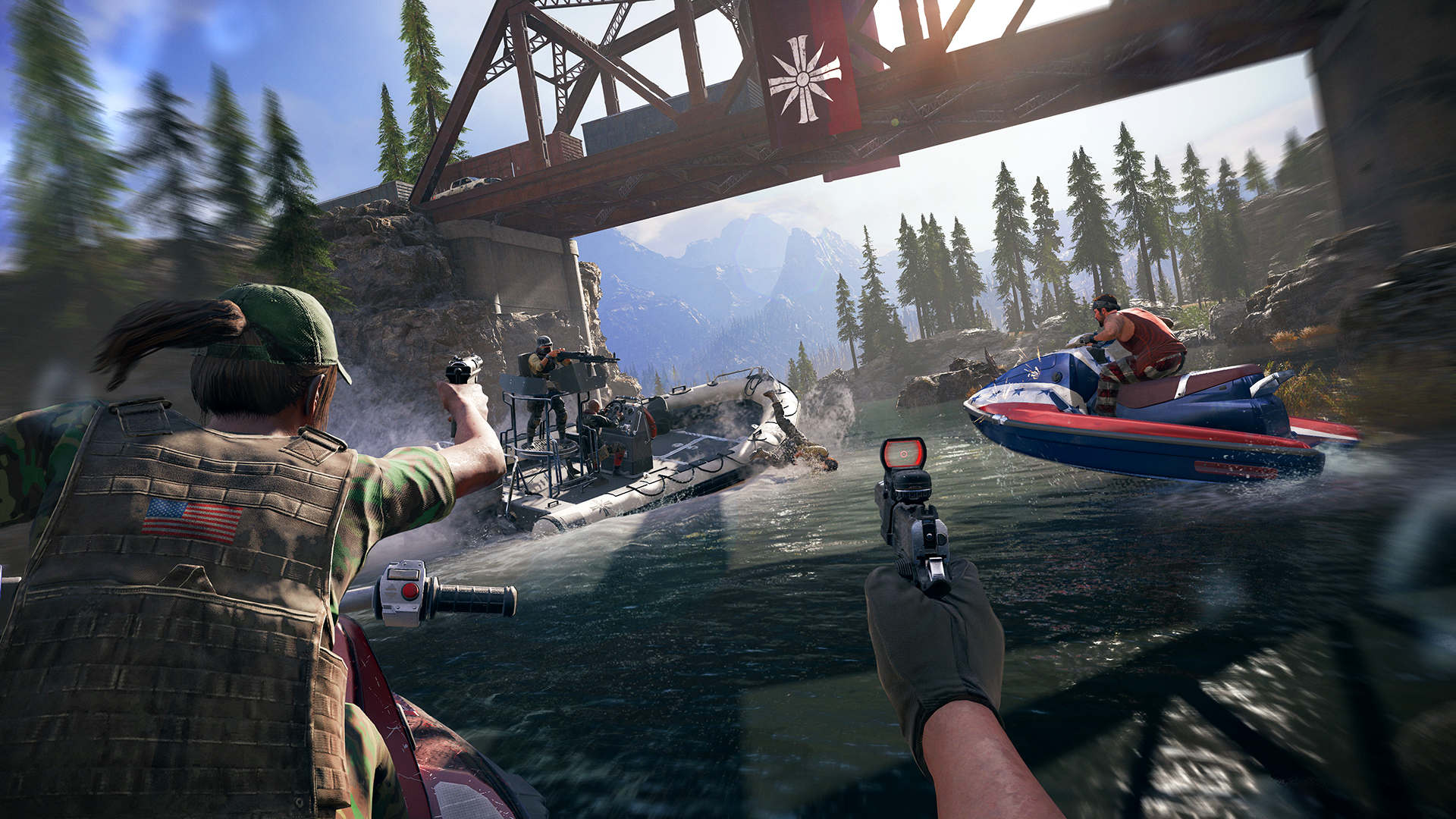 Far Cry 5 PS4 Xbox One PC