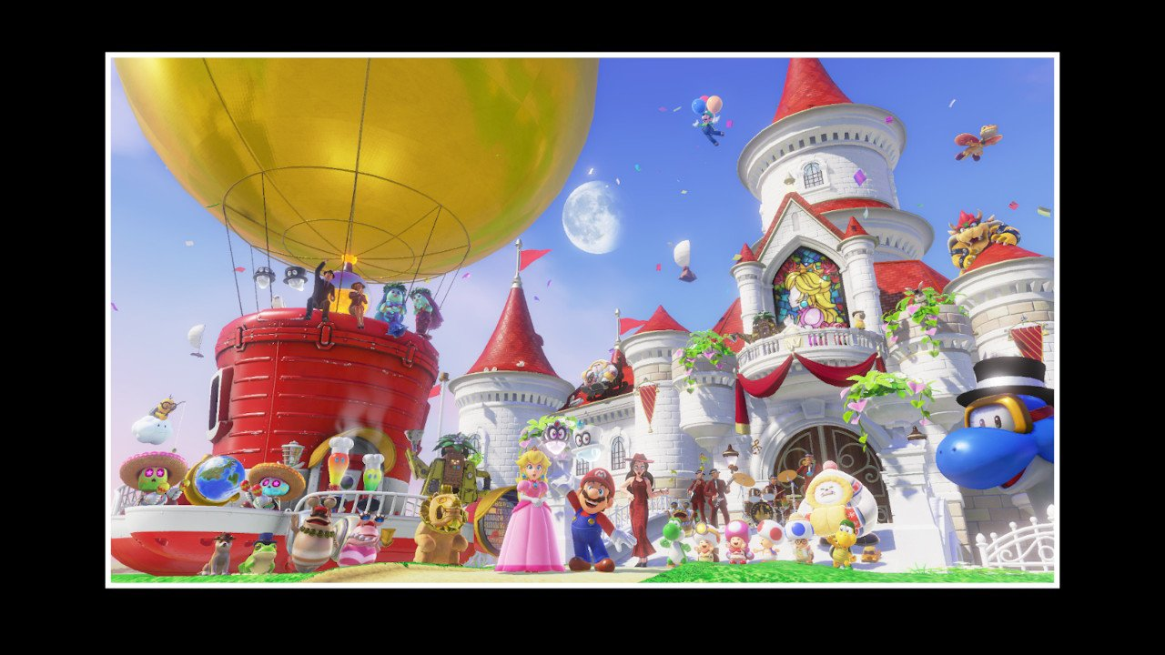 Final 100% Super Mario Odyssey