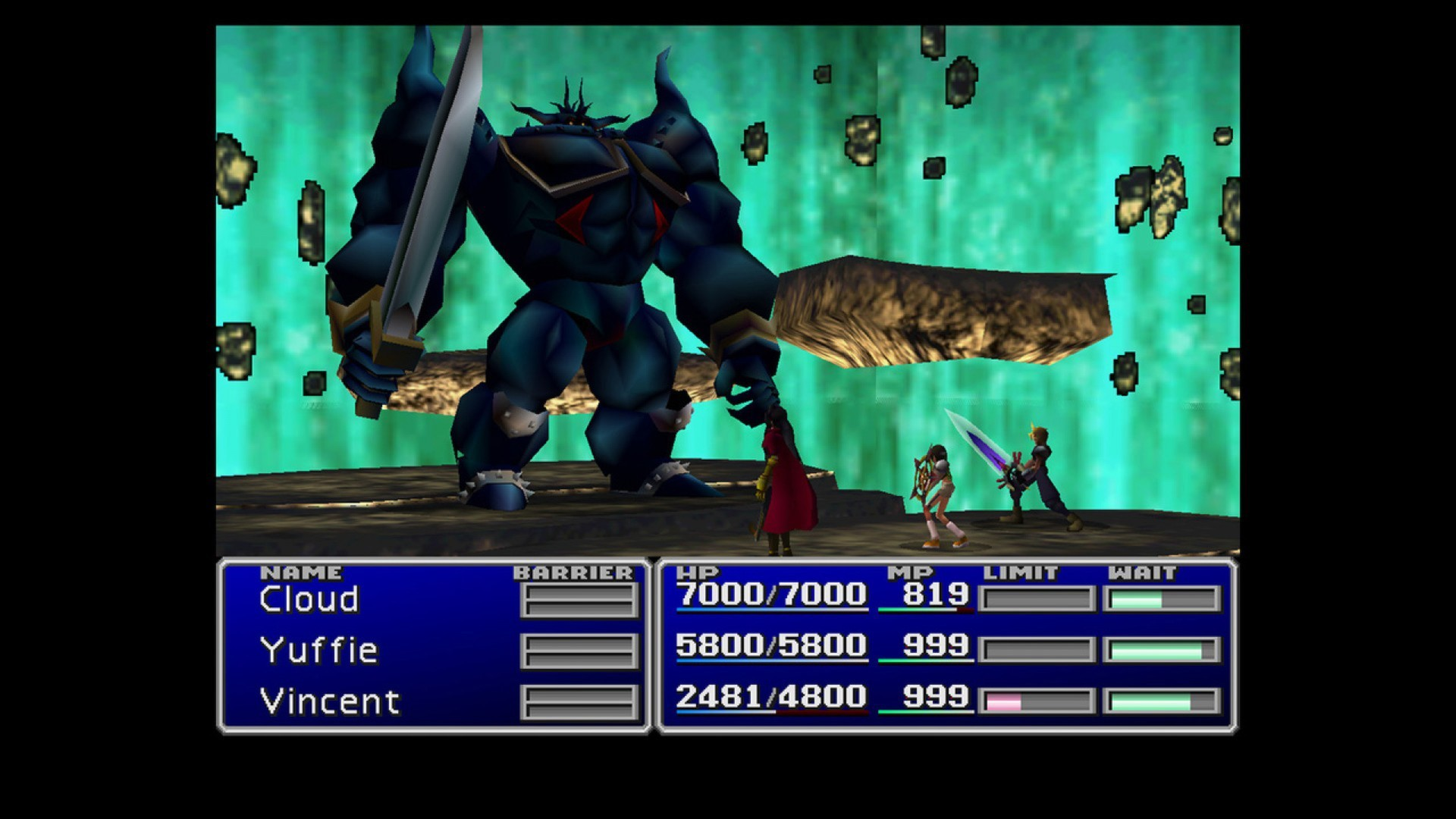 Final Fantasy VII PS1