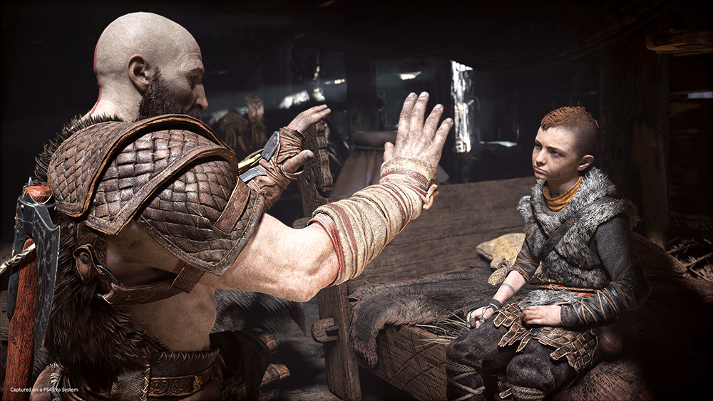 God of War preview 2