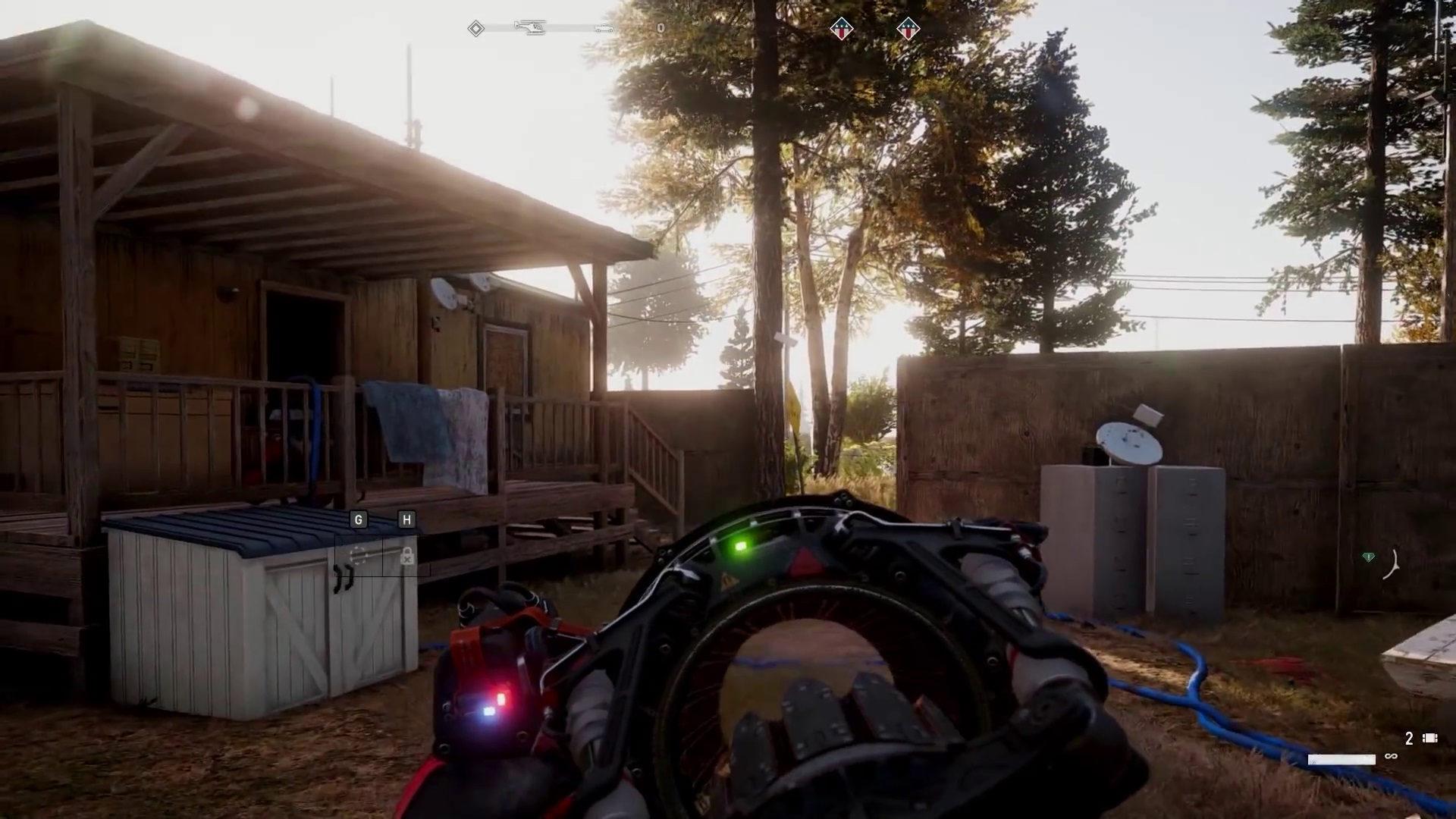 Cómo desbloquear el arma alienígena en Far Cry 5