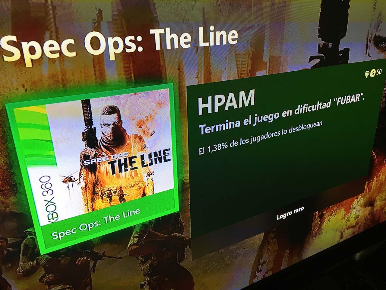 Marcas logros Xbox One