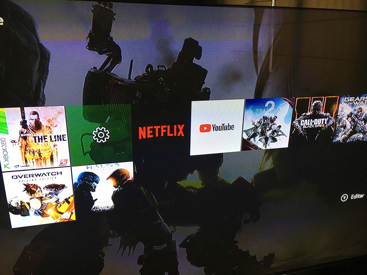 Marcas Xbox One