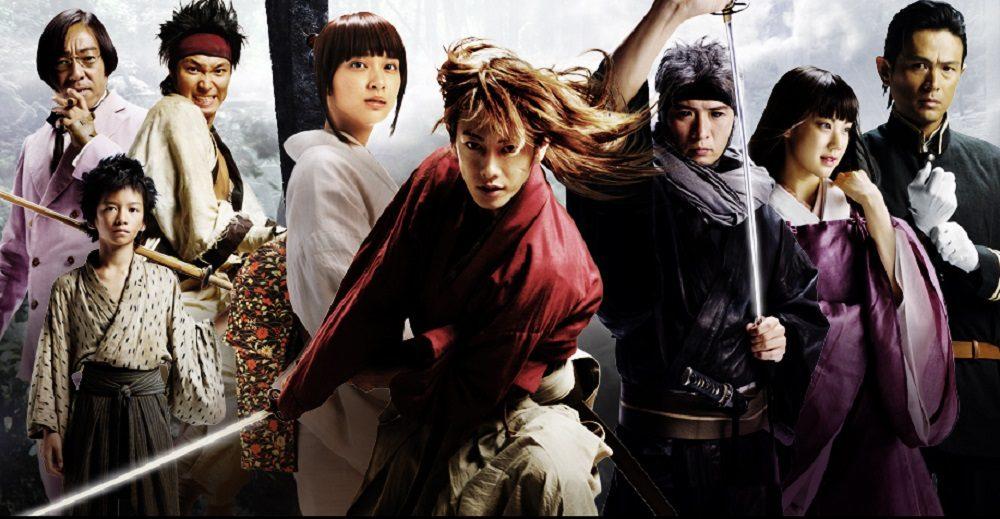 Las mejores películas live-action basadas en Manga y Anime