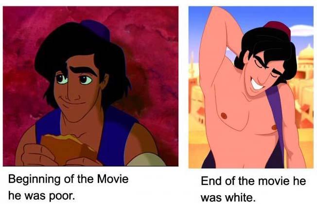 Los mensajes subliminales de Disney
