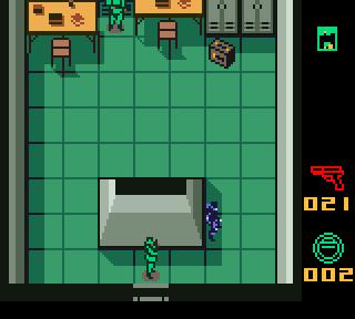 Metal Gear Solid Game Boy