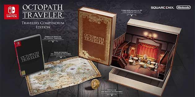 Octopath Traveler - Edición especial