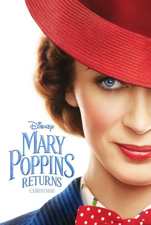 El regreso de Mary Poppins póster