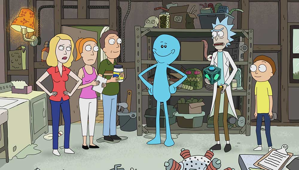 Rick y Morty 1x05