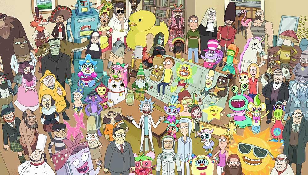 Rick y Morty 2x04