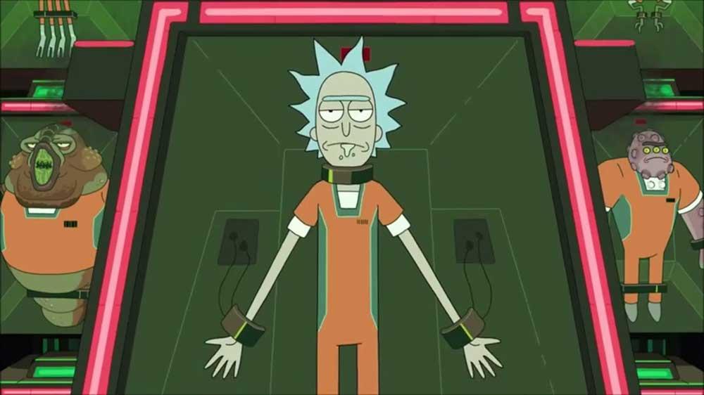 Rick y Morty 2x10