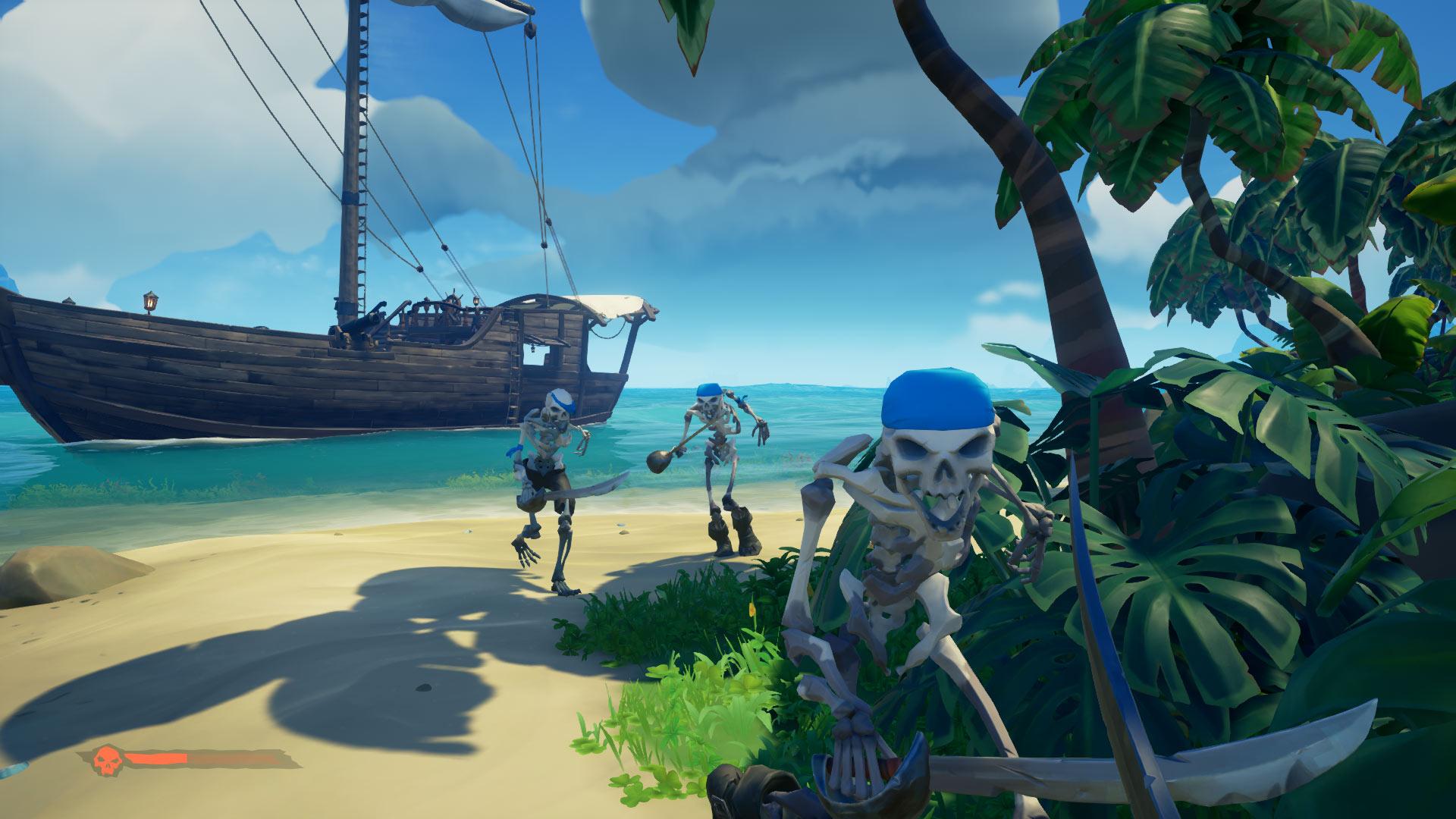 Sea of Thieves para Xbox One y Windows 10